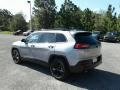 Jeep Cherokee Sport Altitude Billet Silver Metallic photo #3