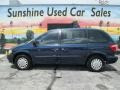 Dodge Caravan SE Patriot Blue Pearl photo #3