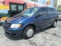 Dodge Caravan SE Patriot Blue Pearl photo #4