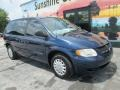 Dodge Caravan SE Patriot Blue Pearl photo #6