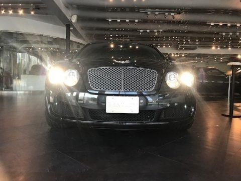 Diamond Black 2007 Bentley Continental Flying Spur