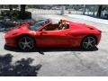 Ferrari 458 Spider Rosso Corsa photo #10
