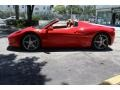 Ferrari 458 Spider Rosso Corsa photo #11