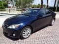 Lexus IS 250 AWD Black Sapphire Pearl photo #1