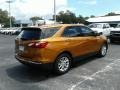 Chevrolet Equinox LS Orange Burst Metallic photo #6