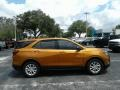 Chevrolet Equinox LS Orange Burst Metallic photo #7