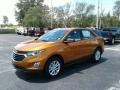 Chevrolet Equinox LS Orange Burst Metallic photo #1