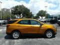 Chevrolet Equinox LS Orange Burst Metallic photo #6