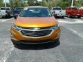 Chevrolet Equinox LS Orange Burst Metallic photo #8