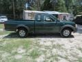 Nissan Frontier XE King Cab Alpine Green Metallic photo #5