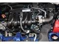Honda Fit Sport Aegean Blue Metallic photo #24