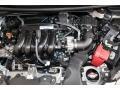 Honda Fit LX Lunar Silver Metallic photo #24