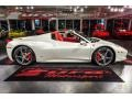 Ferrari 458 Spider Bianco Avus (White) photo #6