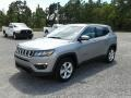 Jeep Compass Latitude Billet Silver Metallic photo #1