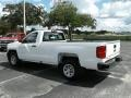 Chevrolet Silverado 1500 WT Regular Cab Summit White photo #3