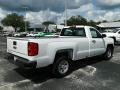 Chevrolet Silverado 1500 WT Regular Cab Summit White photo #5