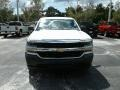 Chevrolet Silverado 1500 WT Regular Cab Summit White photo #8