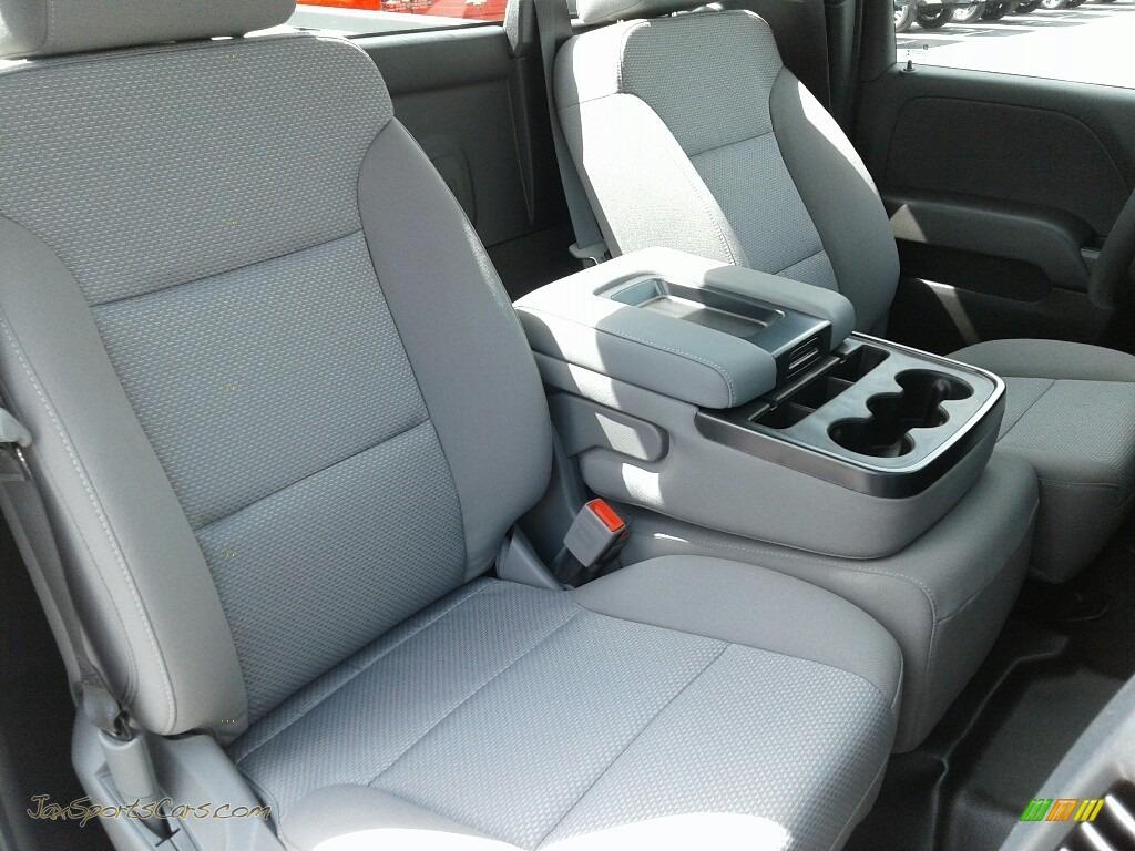 2018 Silverado 1500 WT Regular Cab - Summit White / Dark Ash/Jet Black photo #12