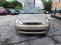 Ford Focus SE Sedan Fort Knox Gold Metallic photo #8