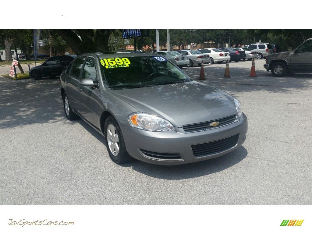 2008 Impala LT - Slate Metallic / Gray photo #1