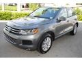 Volkswagen Touareg VR6 FSI Sport 4XMotion Canyon Gray Metallic photo #4