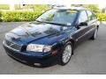 Volvo S80 T6 Nautic Blue Metallic photo #4