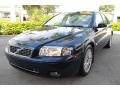 Volvo S80 T6 Nautic Blue Metallic photo #5