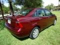 Ford Focus ZX4 S Sedan Dark Toreador Red Metallic photo #13