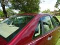 Ford Focus ZX4 S Sedan Dark Toreador Red Metallic photo #17