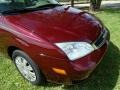 Ford Focus ZX4 S Sedan Dark Toreador Red Metallic photo #21