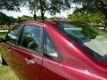 Ford Focus ZX4 S Sedan Dark Toreador Red Metallic photo #25