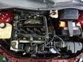 Ford Focus ZX4 S Sedan Dark Toreador Red Metallic photo #27