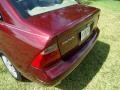 Ford Focus ZX4 S Sedan Dark Toreador Red Metallic photo #31