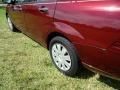 Ford Focus ZX4 S Sedan Dark Toreador Red Metallic photo #33