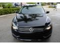 Volkswagen Passat Wolfsburg Edition Sedan Black photo #3