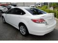 Mazda MAZDA6 i Touring Sedan Performance White photo #6