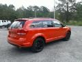 Dodge Journey SXT Blood Orange photo #5