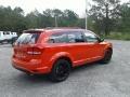 Dodge Journey SXT Blood Orange photo #5