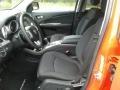 Dodge Journey SXT Blood Orange photo #9