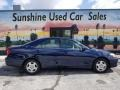 Toyota Camry LE V6 Catalina Blue Metallic photo #2