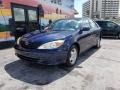 Toyota Camry LE V6 Catalina Blue Metallic photo #5
