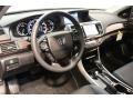 Honda Accord EX-L V6 Sedan Crystal Black Pearl photo #13