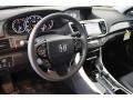 Honda Accord Touring Sedan Crystal Black Pearl photo #12