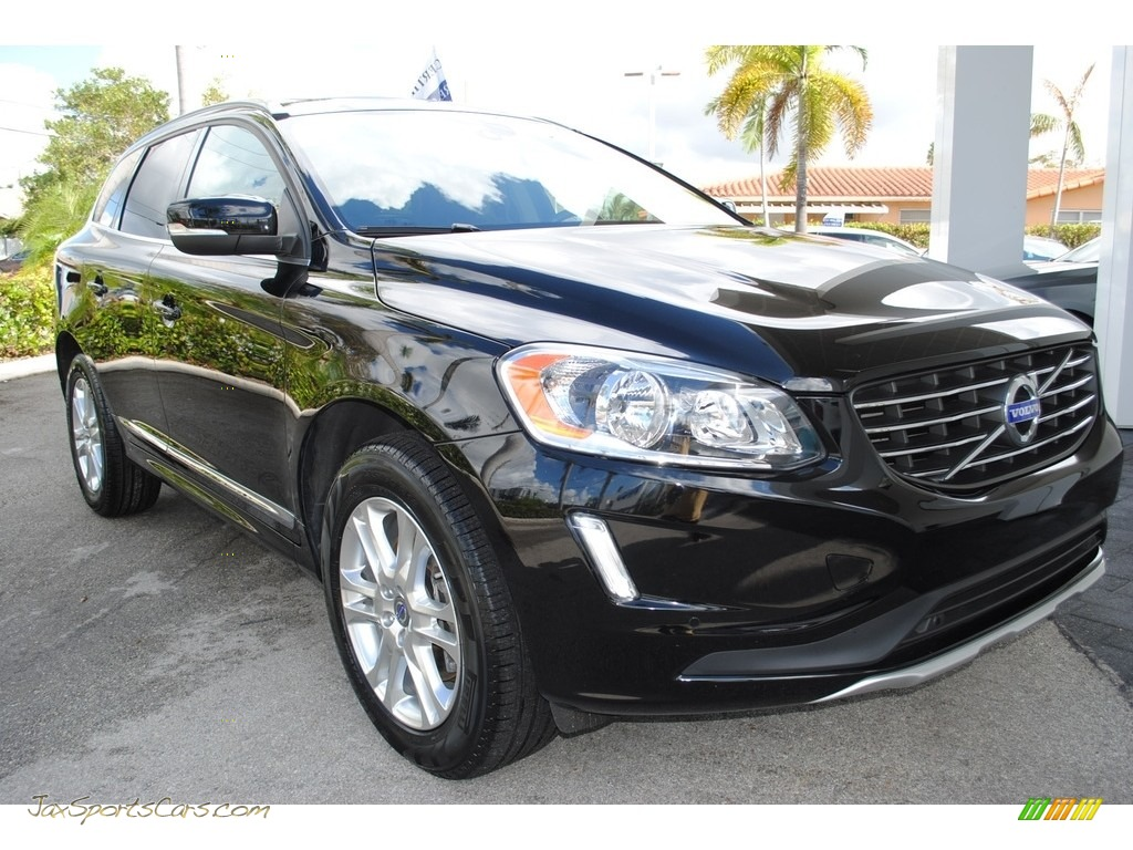 2015 XC60 T5 Drive-E - Black / Off Black photo #2