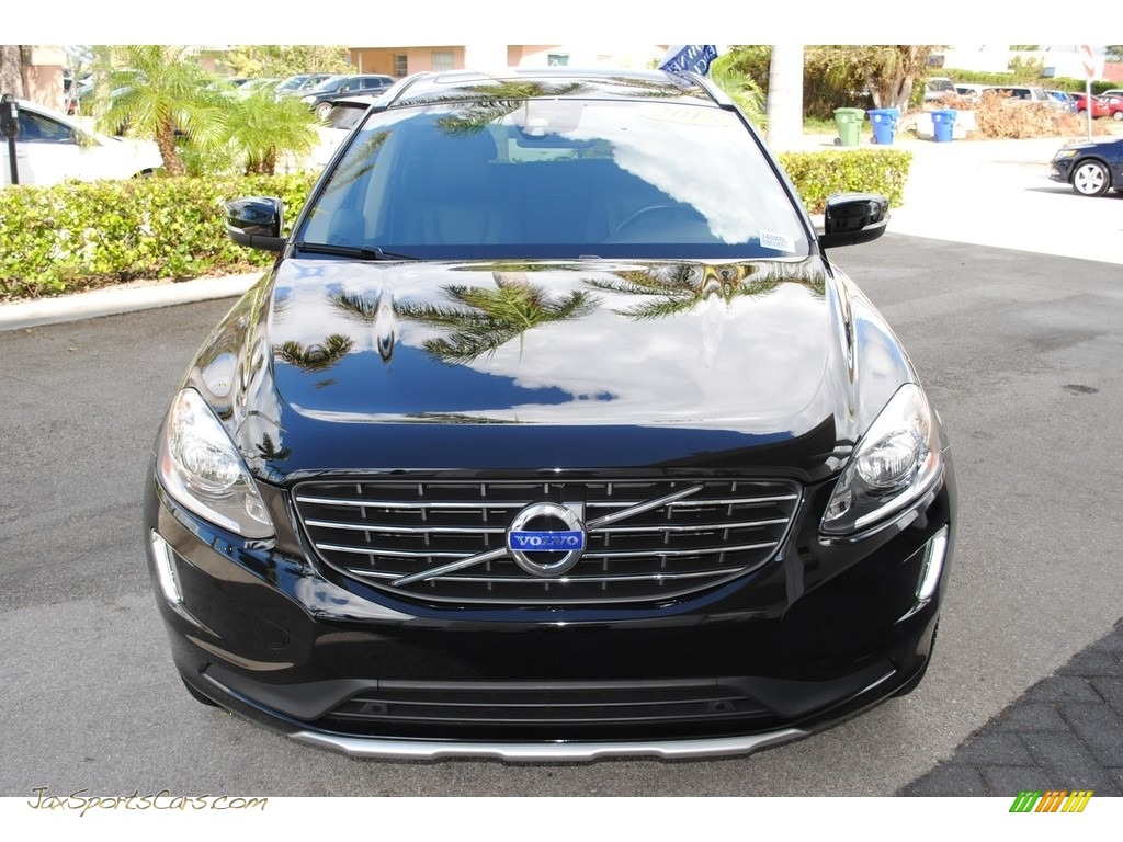 2015 XC60 T5 Drive-E - Black / Off Black photo #3