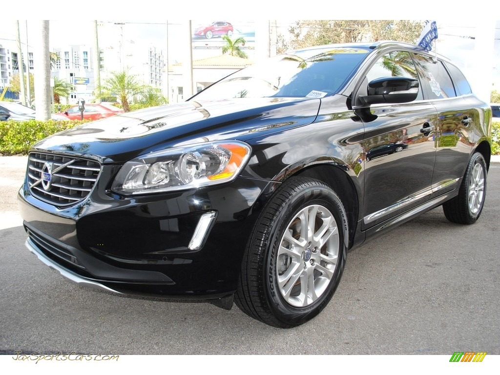 2015 XC60 T5 Drive-E - Black / Off Black photo #5