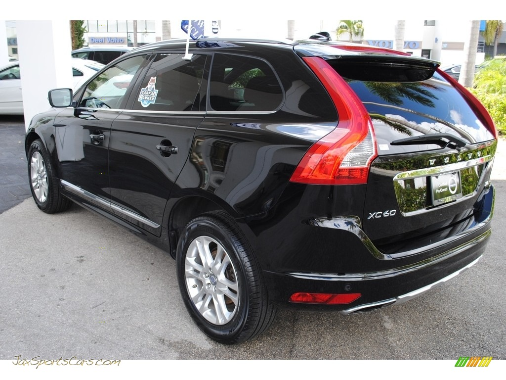 2015 XC60 T5 Drive-E - Black / Off Black photo #6
