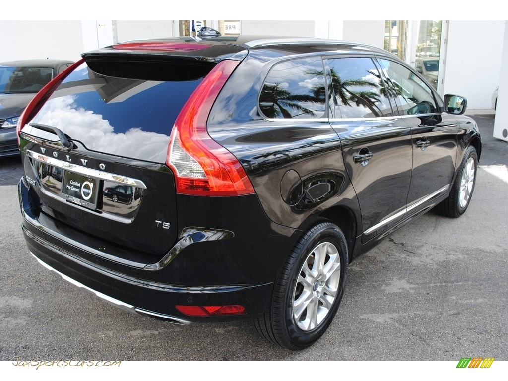 2015 XC60 T5 Drive-E - Black / Off Black photo #9
