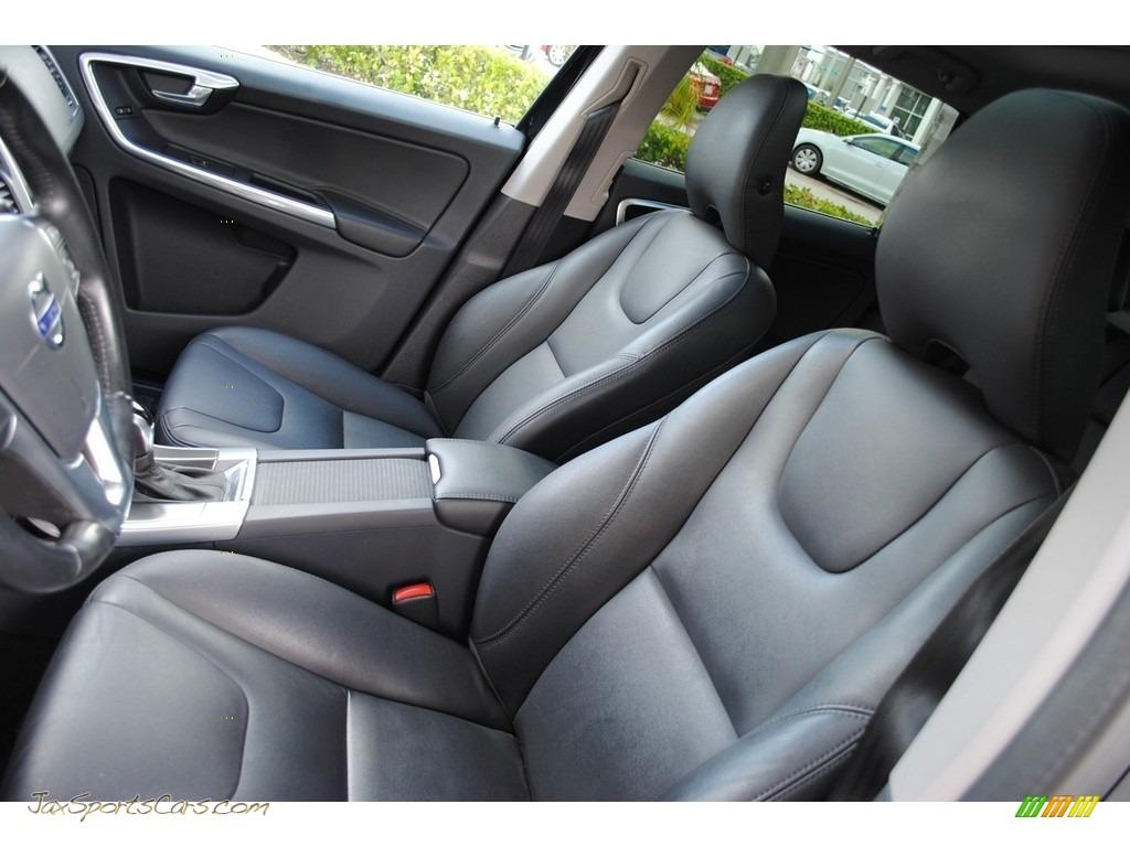 2015 XC60 T5 Drive-E - Black / Off Black photo #15