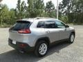 Jeep Cherokee Latitude Plus Billet Silver Metallic photo #5